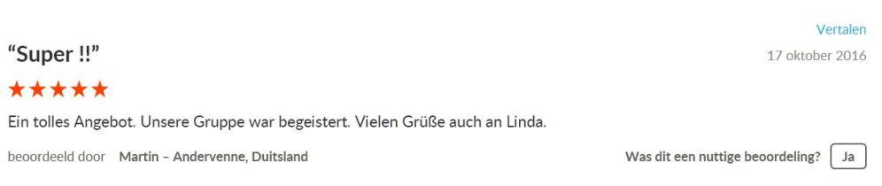 Linda Presents Rijksmuseum